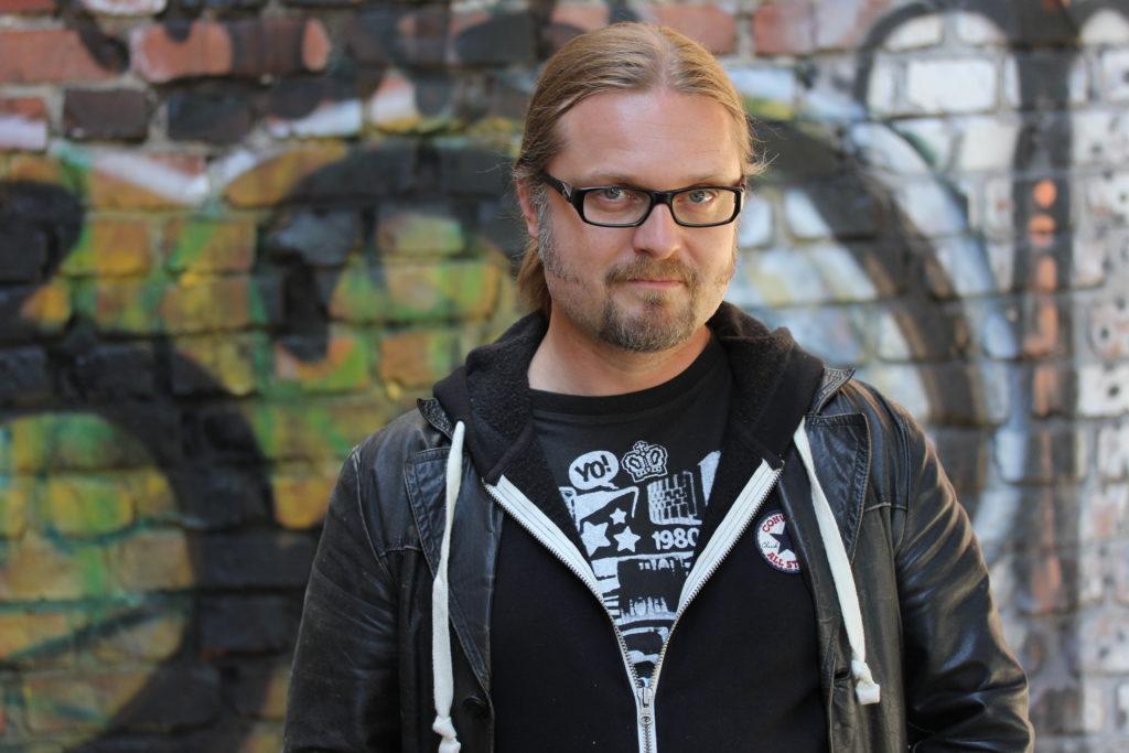 Marko Hautala. Kuva: Janne Kauranen