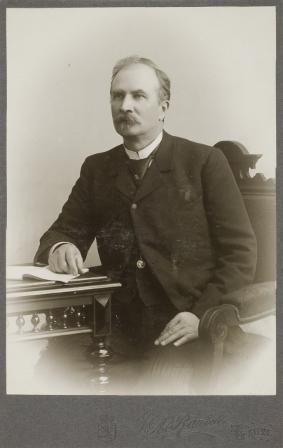 J. H. Erkko. Kuva: Museovirasto