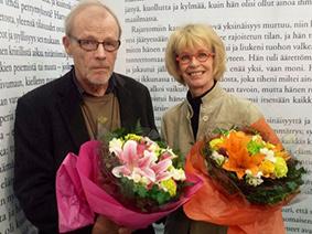 Jorma Ranivaara ja Kaari Utrio