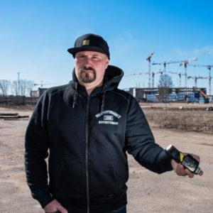 Mikko Parviainen. Kuva: Tomi Kontio
