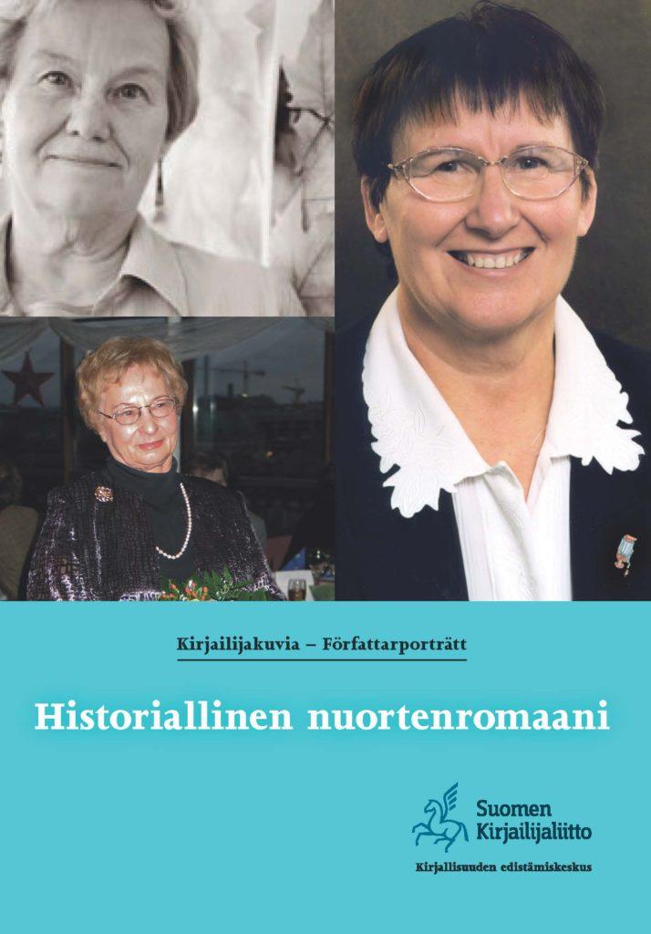 Valokuvat: Tammi / Jussi Aaltonen (Kohonen), Tammi / Sinikka Partanen (Dieckmann) ja WSOY (Haakana)