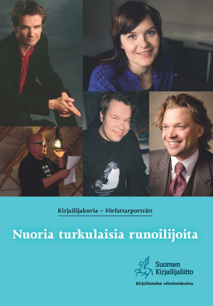 Valokuvat: Tomi Kontio (Pyysalo), Bo Strandén (Jääskeläinen), Kari Hautala (Niemelä), Sammakko (Lahtinen), Harri A. Sundell (Kinnunen)