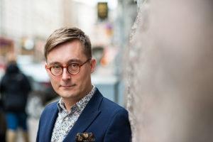 Antti Kasper. Kuva: Tomi Kontio