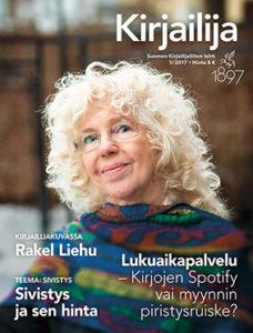 kirjailija-1-2017-kansi